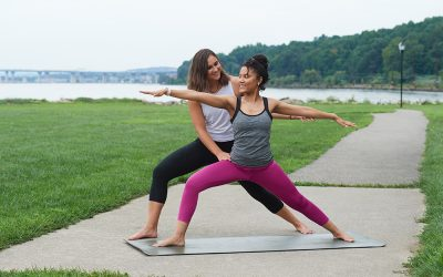 When Pelvic Floor Meets Yoga
