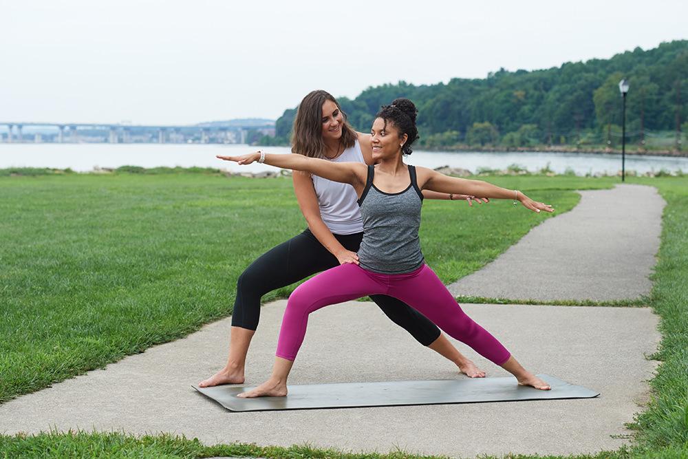When Pelvic Floor Meets Yoga
