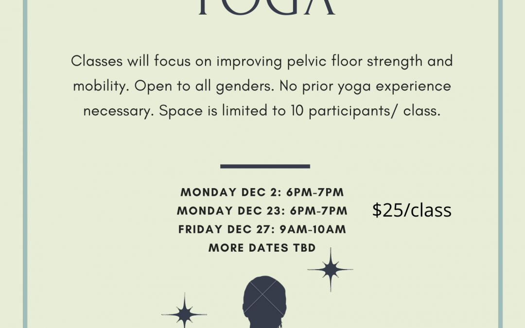 HVPT Holiday Yoga is here