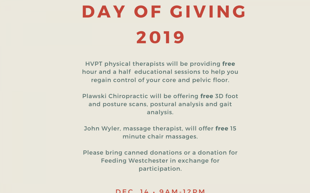 HVPT Day of Giving 2019