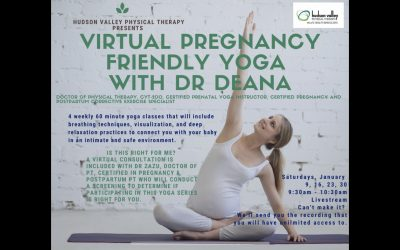 Pregnancy Friendly Yoga Series